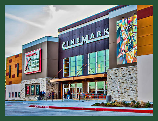 Business Wire - Cinemark Announces Grand Opening of 10-Screen Theatre in Valley Ranch Town Center