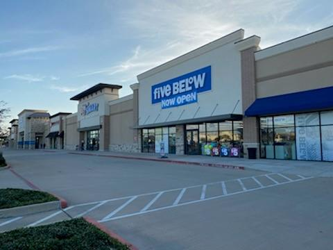 VALLEY RANCH TOWN CENTER WELCOMES FIVE BELOW