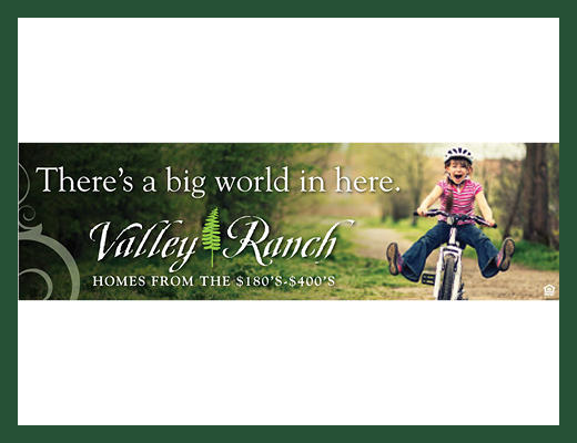 Valley Ranch Community Wins Best Billboard Branding at Houston's Best PRISM Awards