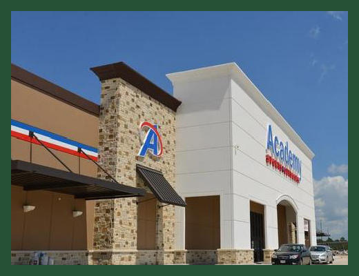 Houston Business Journal: Academy Sports opens in Valley Ranch Town Center