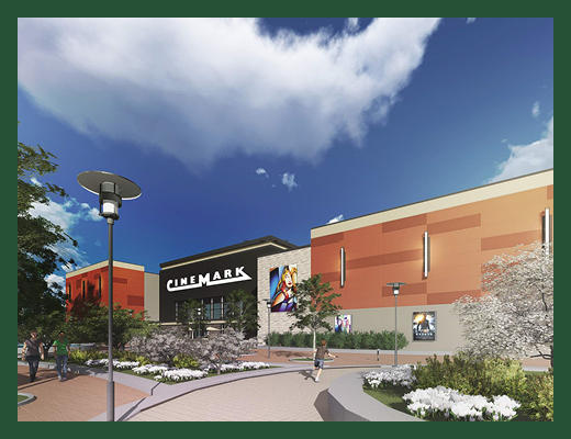 Cinemark Theatre Coming to Valley Ranch Town Center