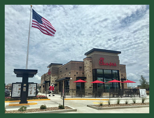 Chick-fil-A joins roster of restaurants in Valley Ranch Town Center