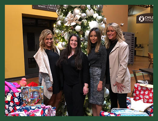 The Signorelli Company Gives Back To Our Local Community