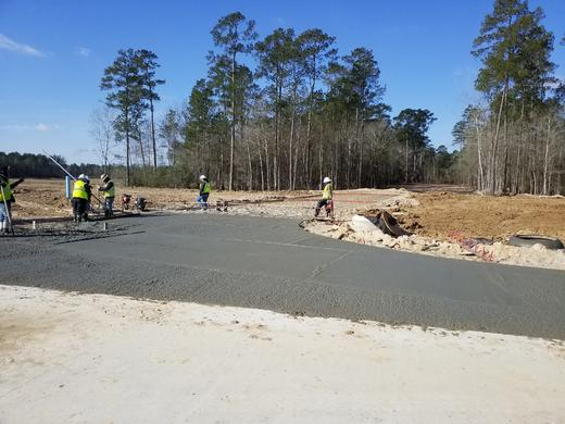 Phase 1 of the 460-Acre North Houston Community Granger Pines is Almost Complete