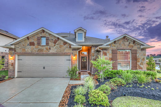 First America Homes Opens New Model Home near Conroe