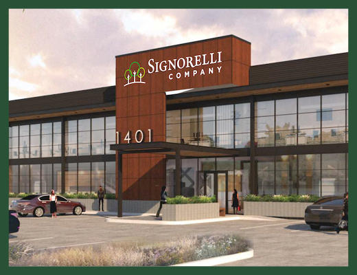 Houston Chron: Signorelli real estate firm moving to new building in The Woodlands