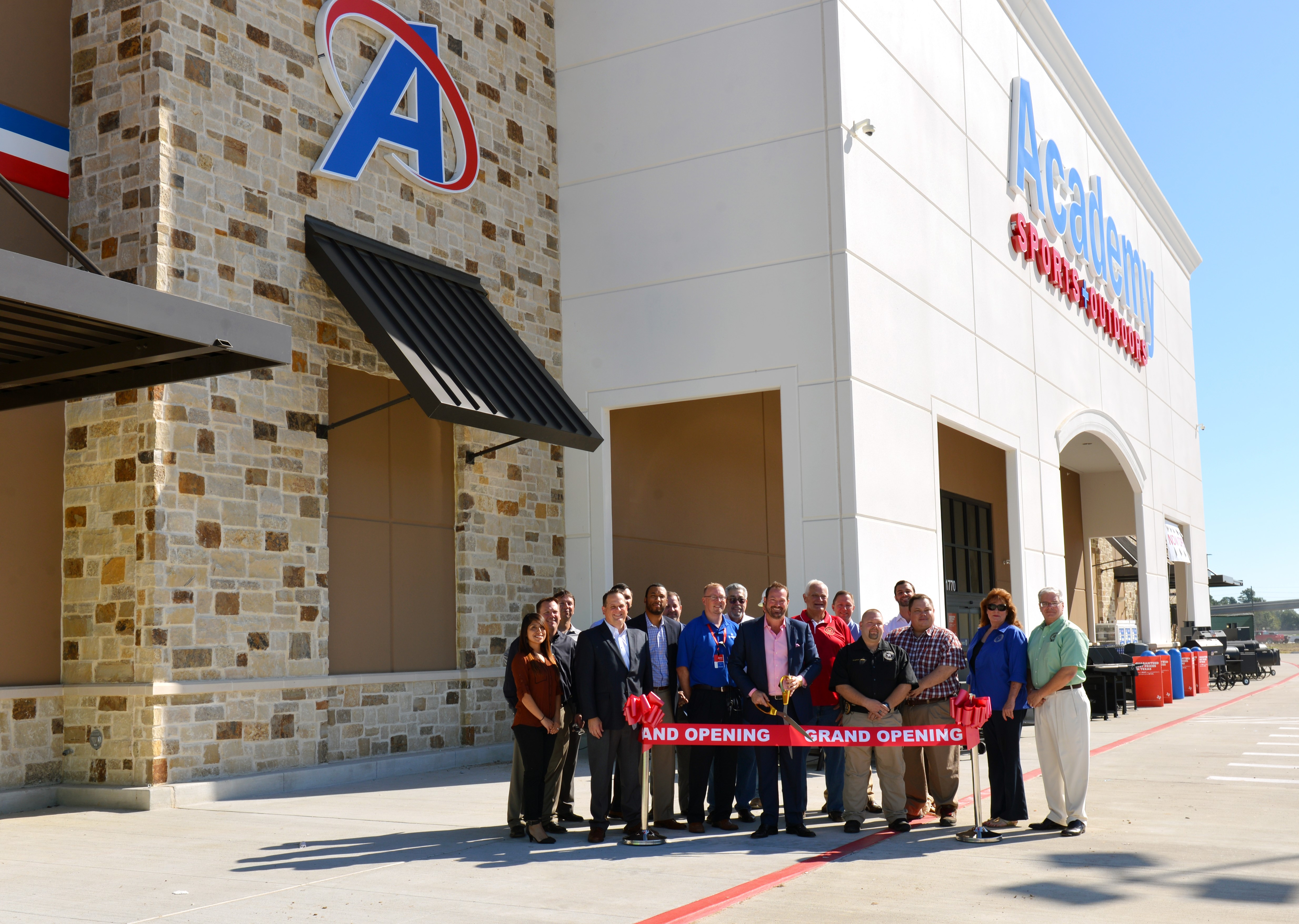 Academy Sports + Outdoors Grand Opening Valley Ranch Town Center