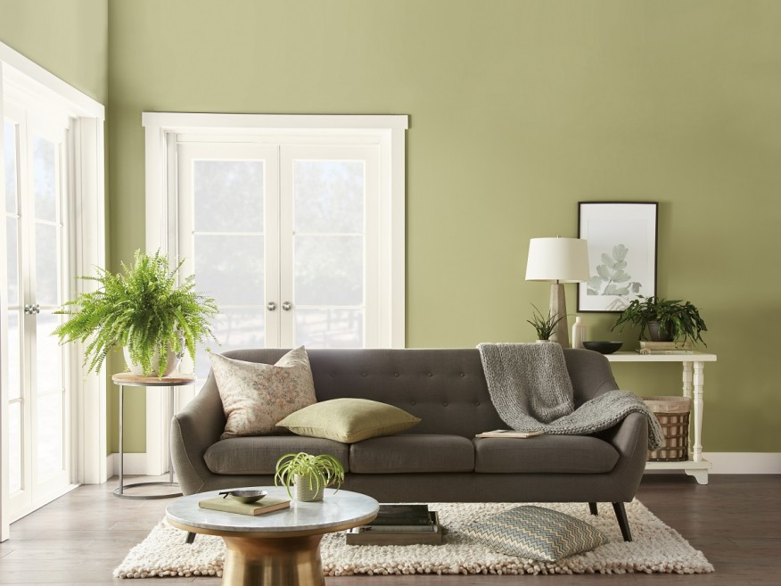 2020 Colors of the Year - Behr Back to Nature