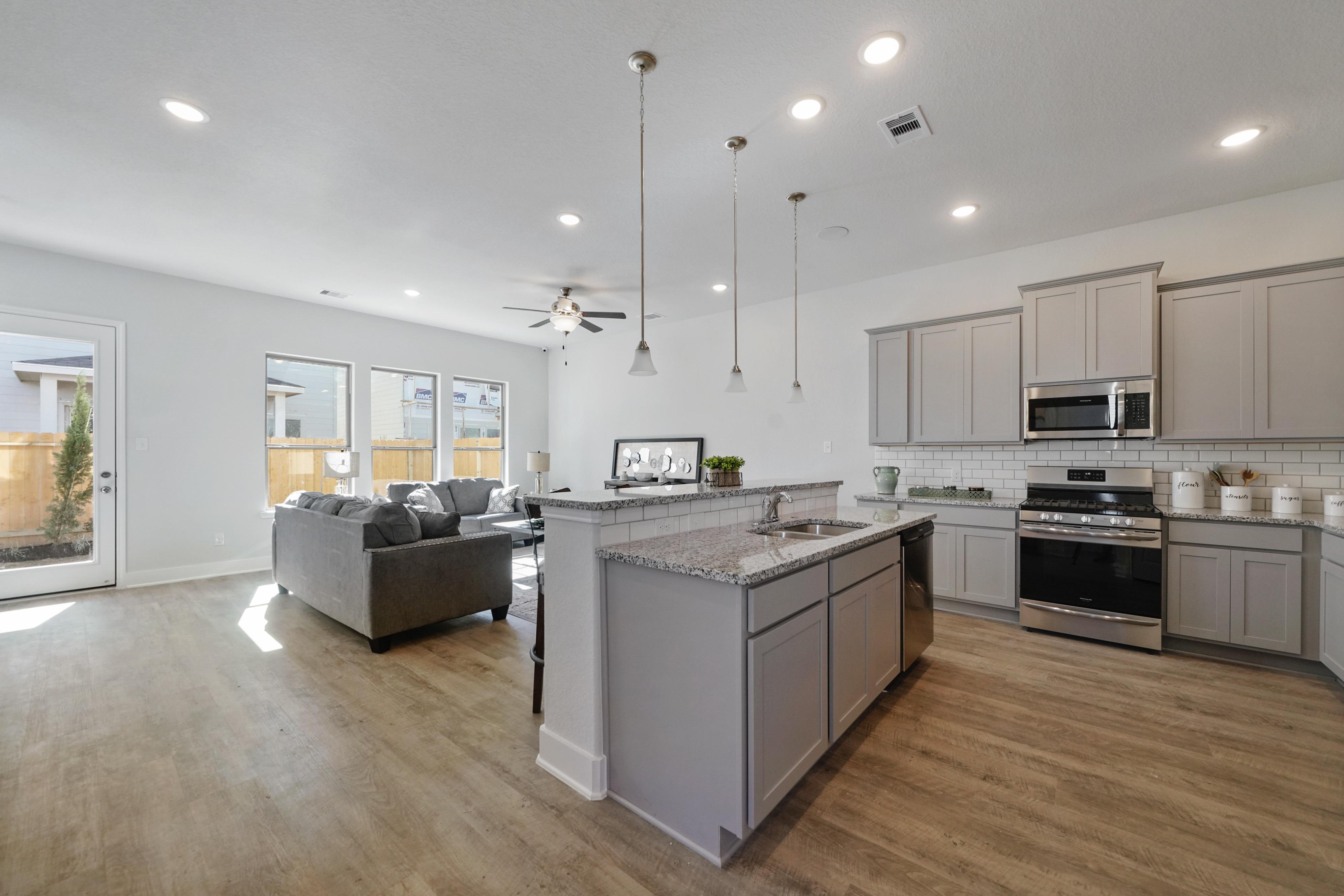 First America Homes Nimitz Floor Plan 2