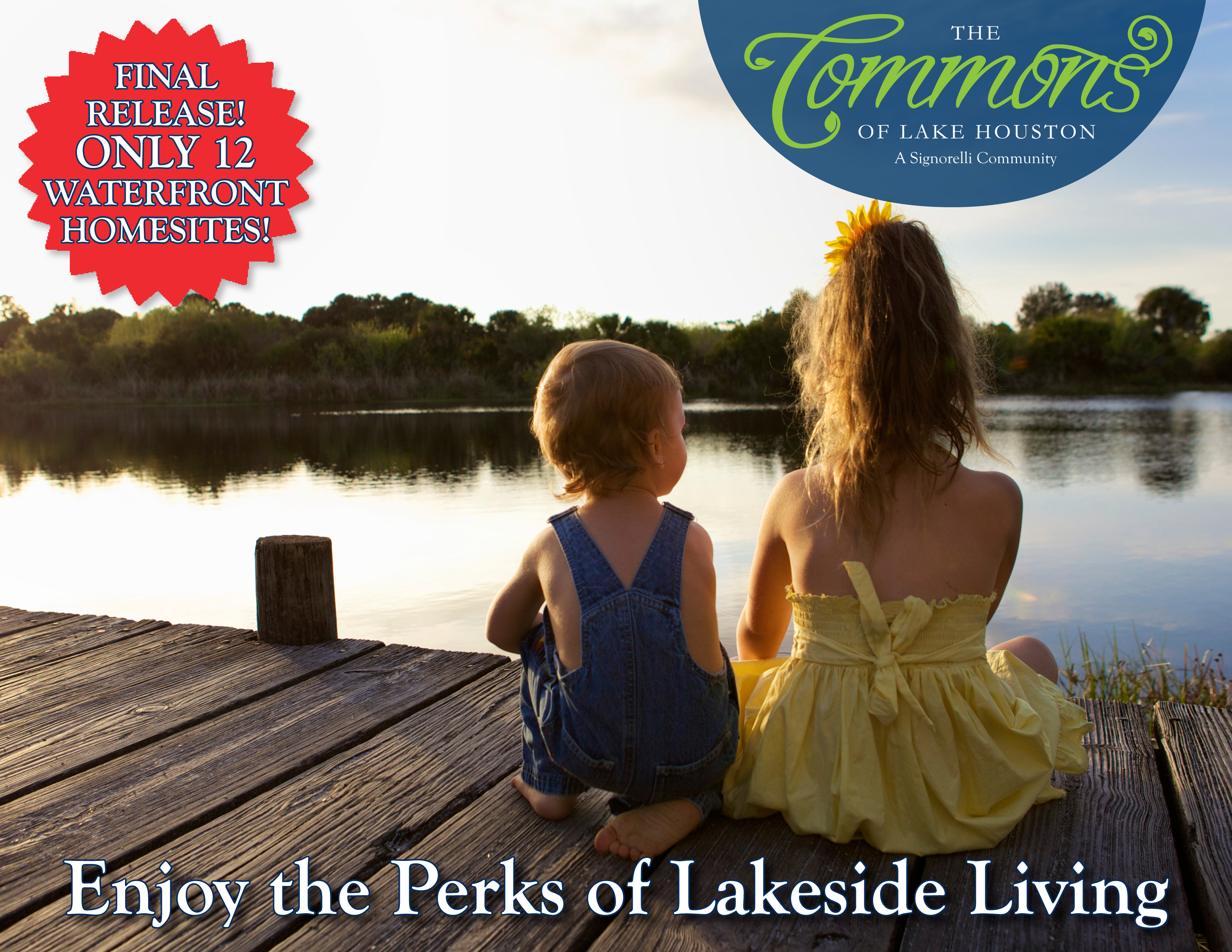 The Commons of Lake Houston Waterfront Final Release