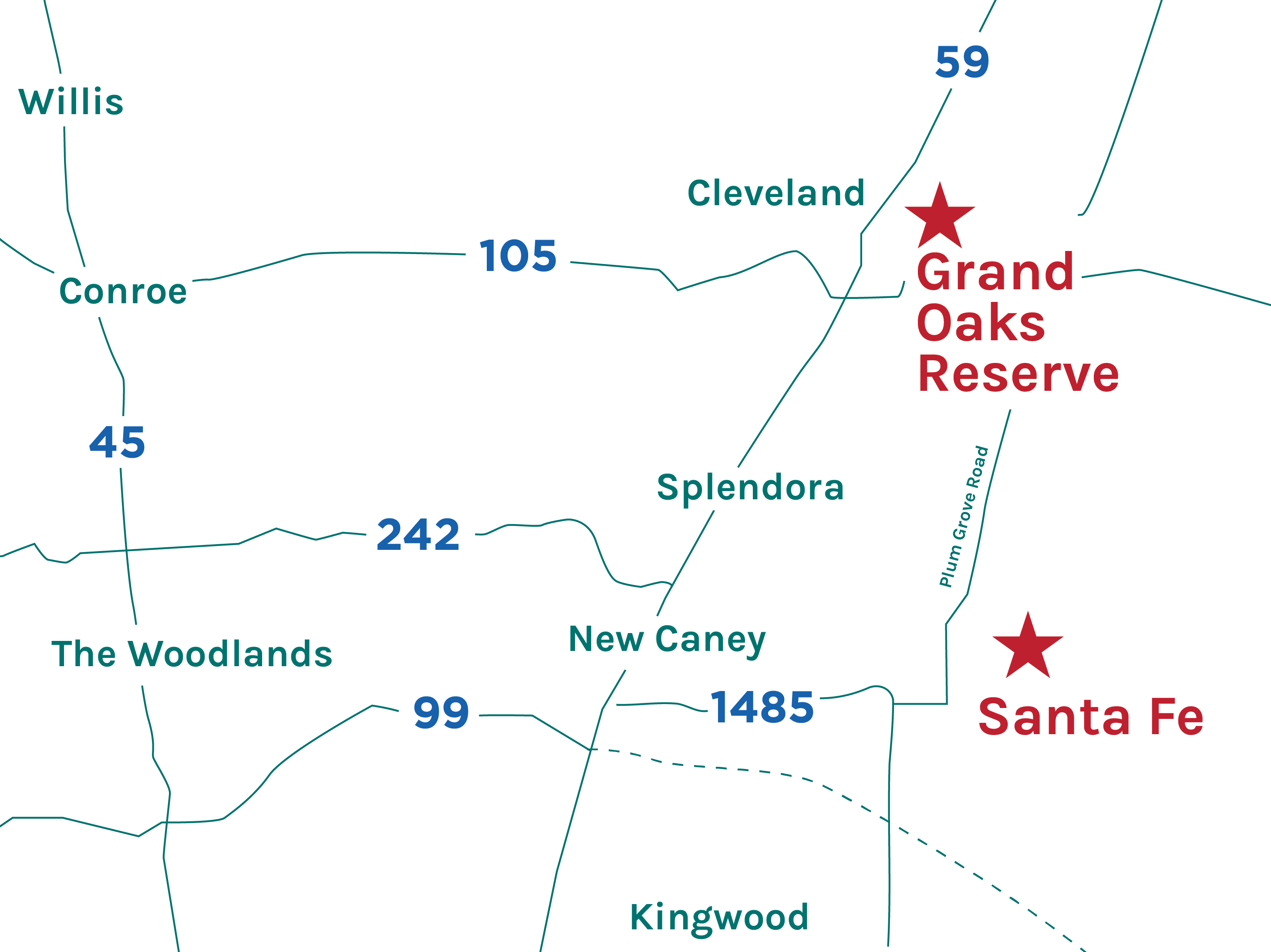 Cleveland ISD Employees offer in Grand Oaks
