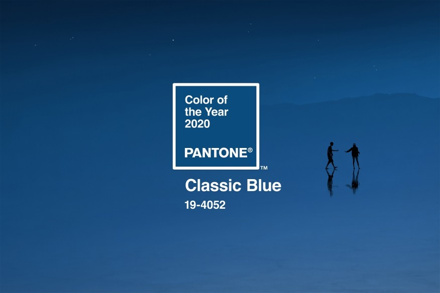 2020 Colors of the Year - Classic Blue