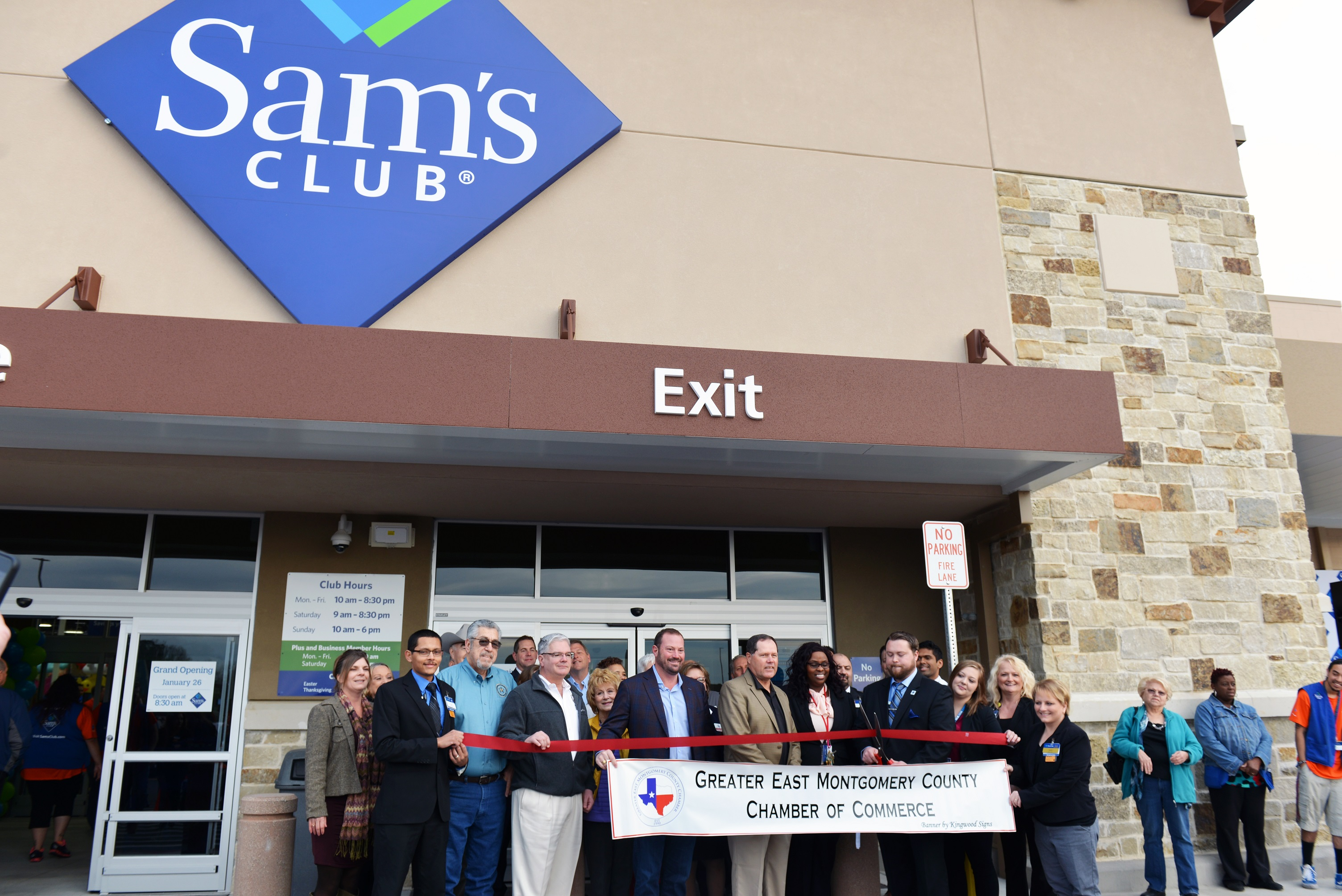 Sams Club in Valley Ranch Town Center