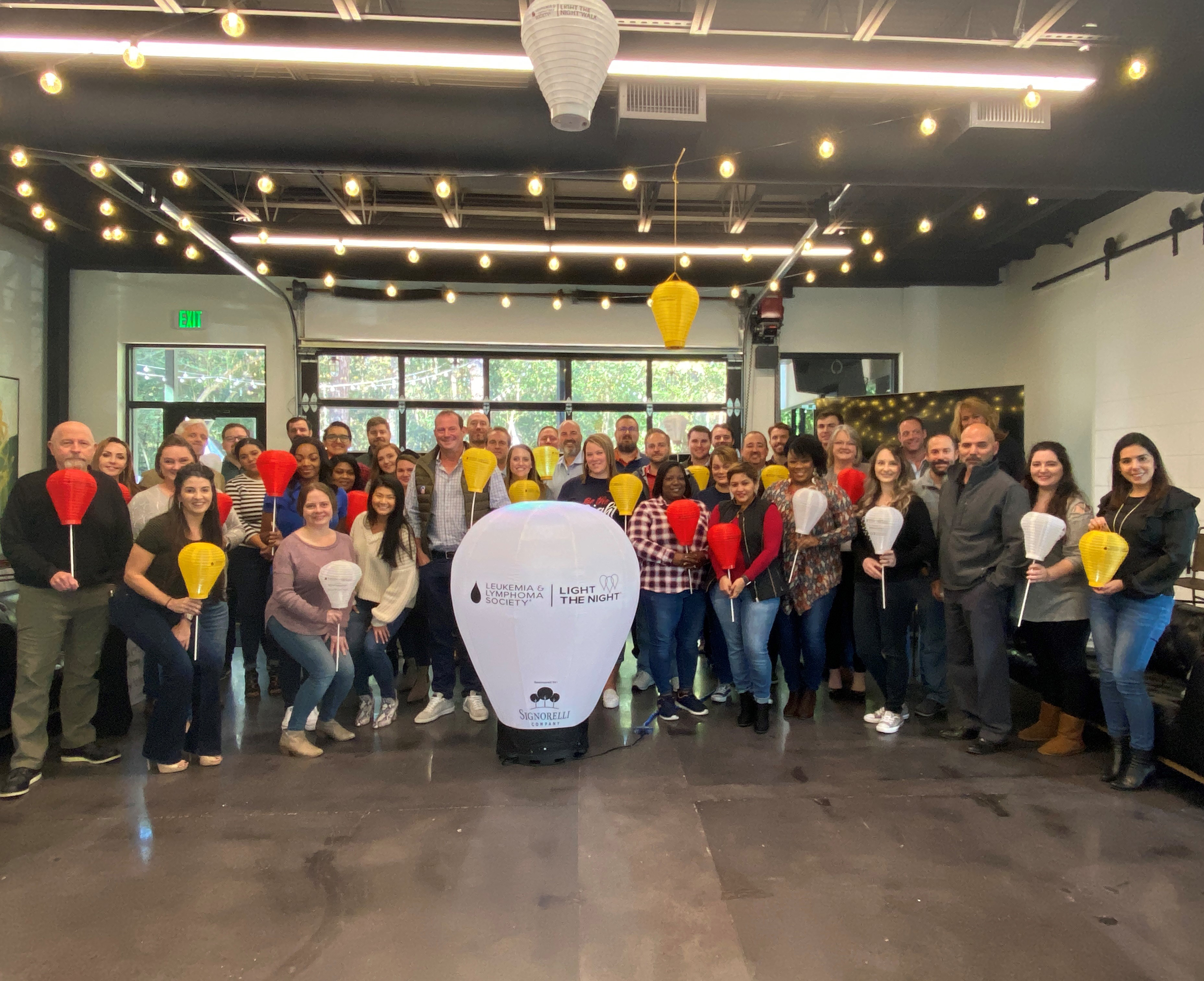 The Signorelli Company Breaks Record for the Leukemia and Lymphoma Society