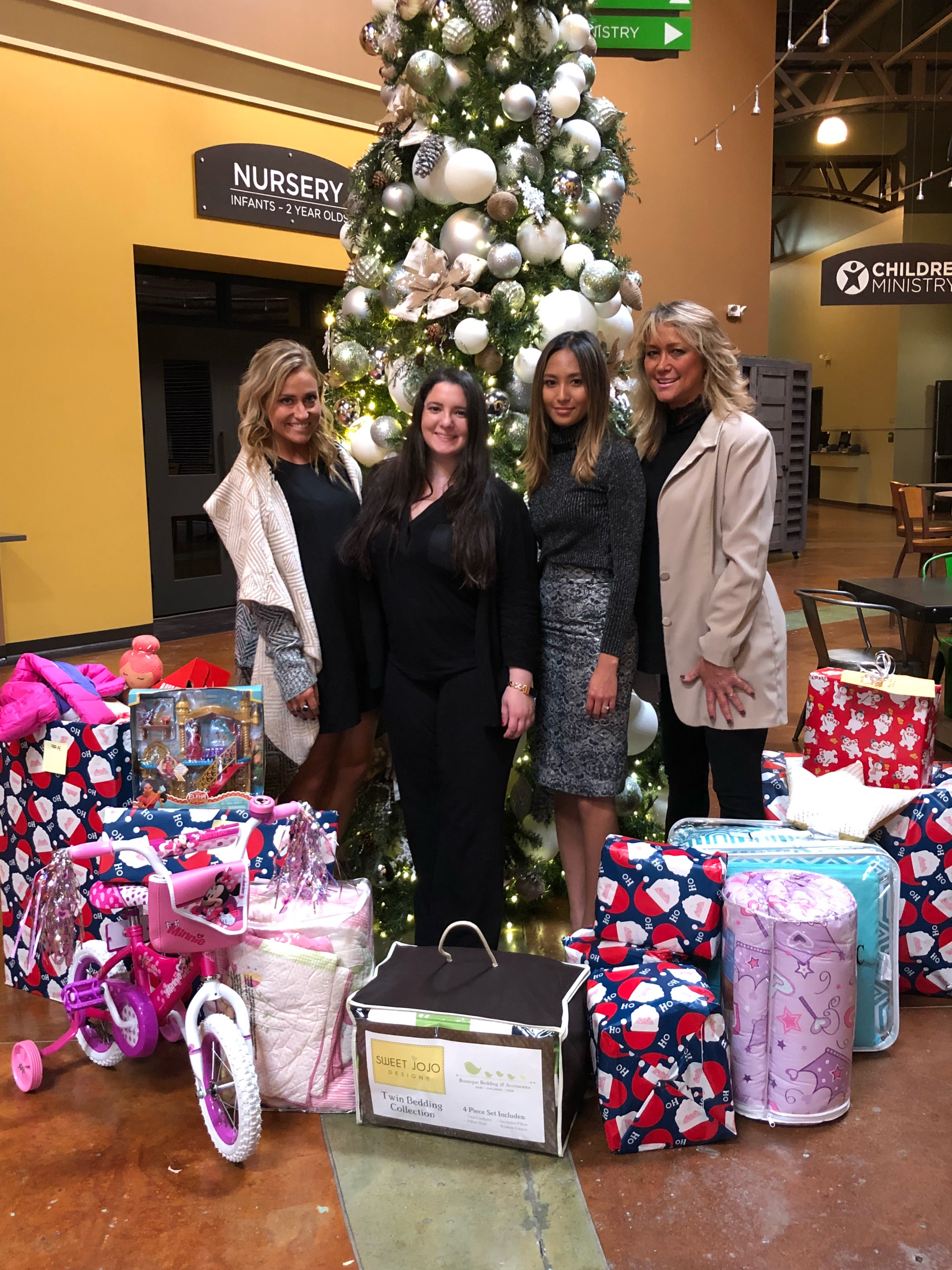 The Signorelli Company Gives Back to Montgomery County
