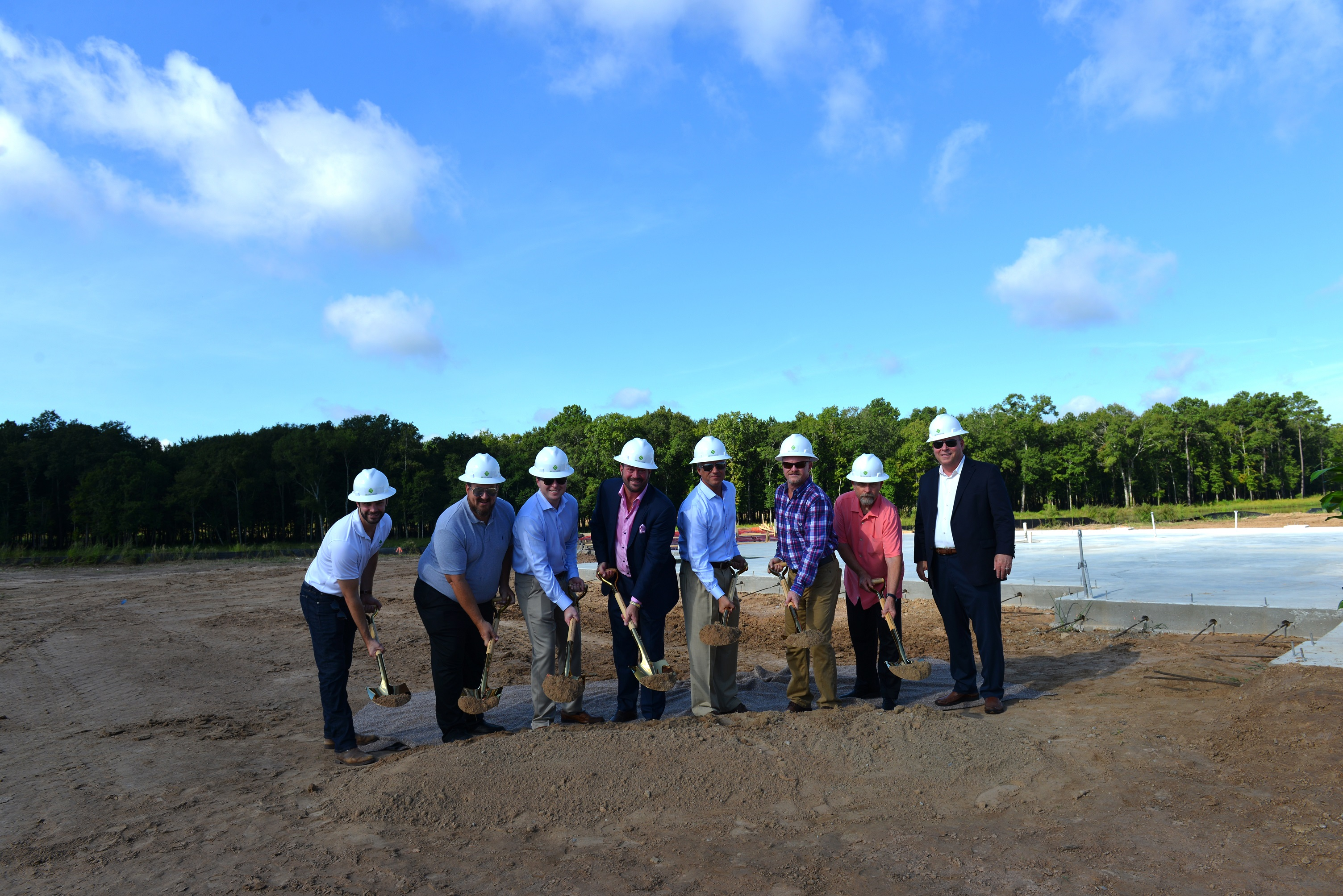 The Signorelli Company breaks ground on The Pointe at Valley Ranch Town Center
