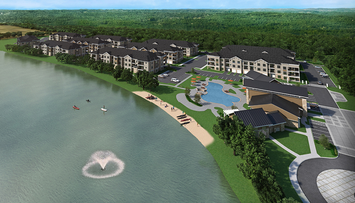 The Pointe at Valley Ranch Town Center