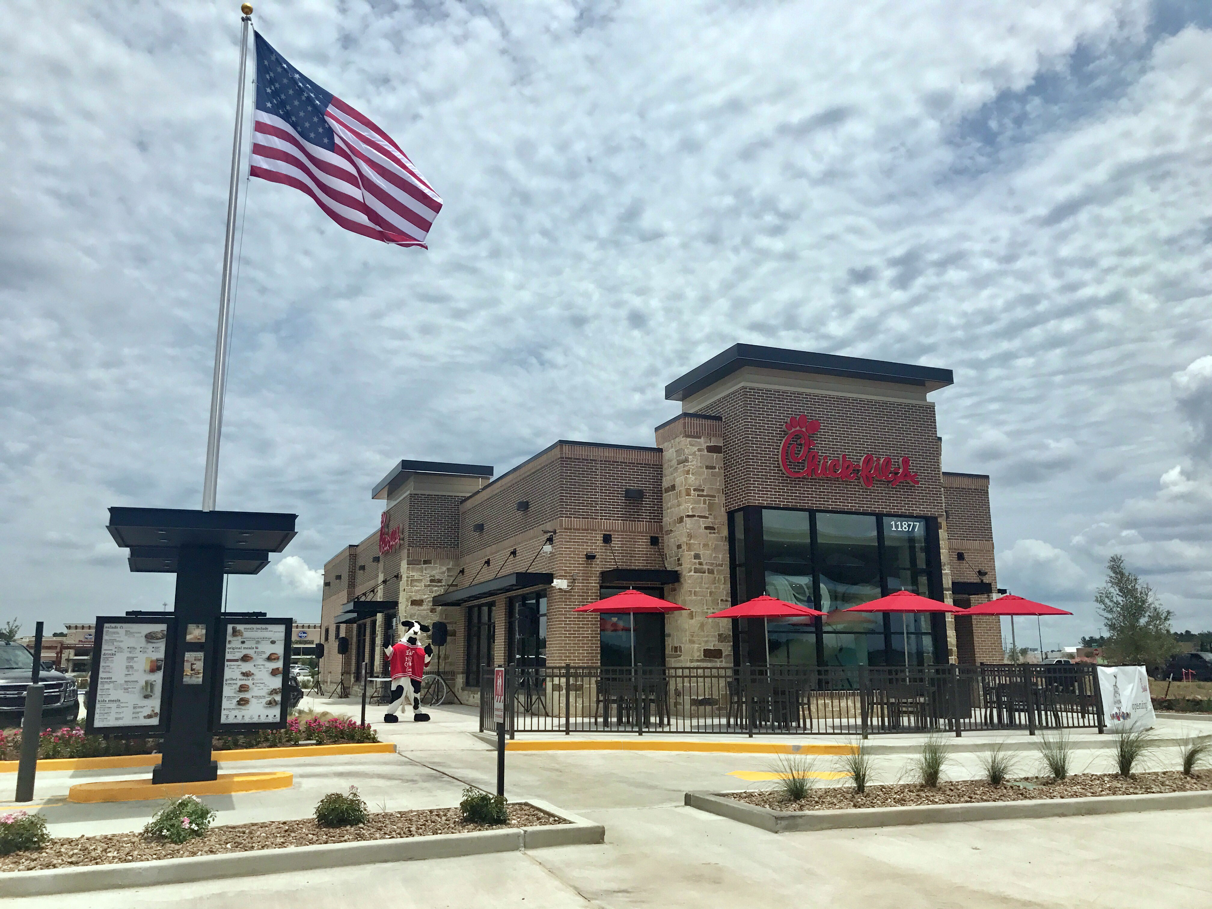 Chick-fil-a joins Valley Ranch Town Center