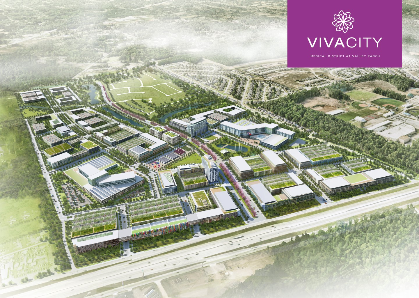 Vivacity Medial District at Valley Ranch